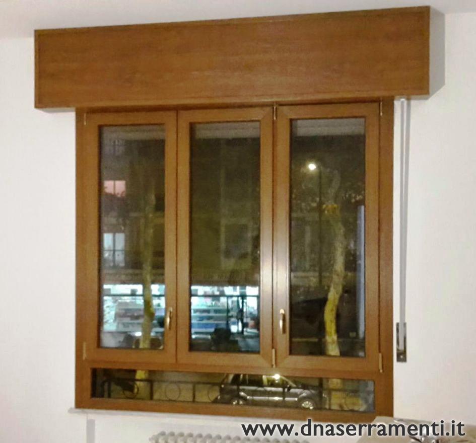 Dna serramenti finestre serramenti porte pellicole per for Finestre legno pvc